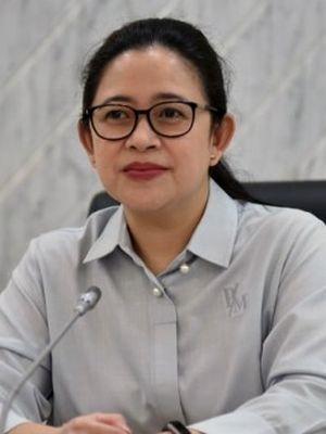 Ketua DPR RI, Puan Maharani, mengajak perempuan memiliki peran aktif dalam melawan Covid-19, Kamis (23/4/2020).