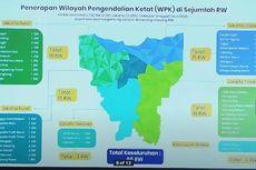 Lokasi 66 RW di Jakarta yang Masuk Wilayah Pengendalian Ketat Covid-19