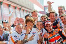 Pengaturan Ban yang Brilian Antar Marquez Juara di Argentina