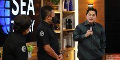 Telkom Hadirkan SEA Today, Ririek: Semoga Kanal Ini Bawa Indonesia Mendunia