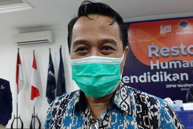 Ketua Umum Pengurus Besar IDI Daeng M Faqih