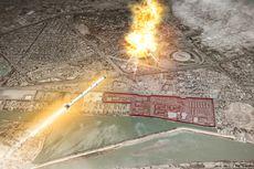 Konflik Berlanjut, 3 Roket Hantam Area Kedubes AS di Irak