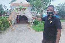 Kisah Bhabinkamtibmas di Riau Kejar Warga Positif Covid-19 yang Ingin Menikah sampai ke Sumbar