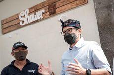 Pantau Pemulihan Pariwisata, Sandiaga Uno Akan Berkantor di Bali