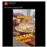 Viral Video Martabak Sultan, Berapa Banyak Kebutuhan Gula Harian?
