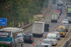 Proyek Berlanjut, Waspada Kemacetan di Tol Cipularang Malam Ini