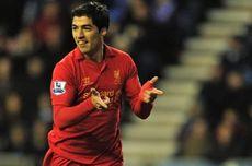Liverpool Juara Liga Inggris, Luis Suarez Turut Bahagia