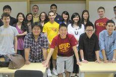 Seru... Berbagi Informasi dengan Pelajar University of Southern California!