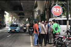 Warga yang Tahu Info soal Penusukan Sopir Taksi Blue Bird di Jalan Antasari Diminta Lapor Polisi