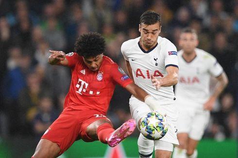 Serge Gnabry Perpanjang Daftar Cedera Bayern Muenchen di Awal Tahun