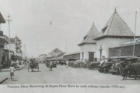 Pasar Baru Bandung Dulu dan Kini, Sebuah Potret Keberagaman dan Perekonomian