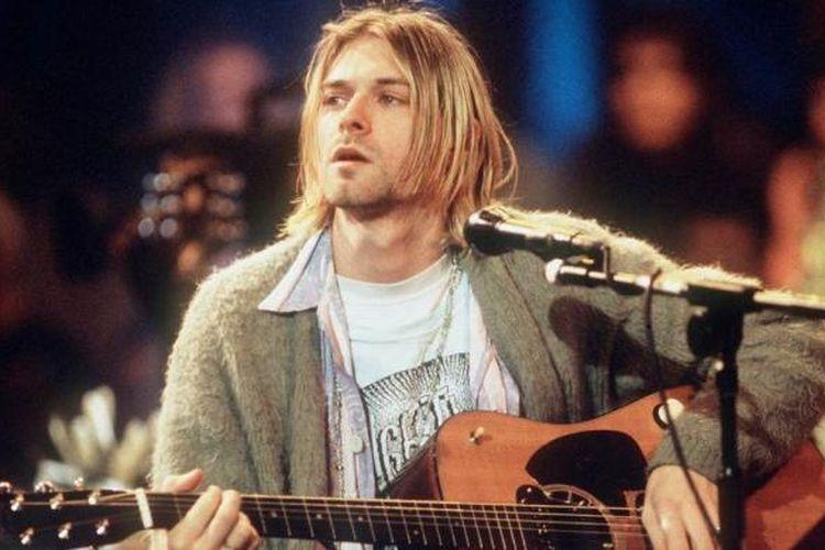 Mendiang Kurt Cobain