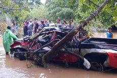 Mantan Kades Terseret Banjir, Jenazahnya Ditemukan 2 Hari Kemudian, Hanyut 10 Kilometer