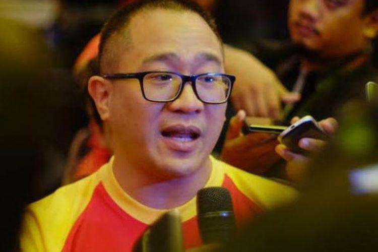 Ketua ATSI sekaligus CEO Indosat Ooredoo Alexander Rusli