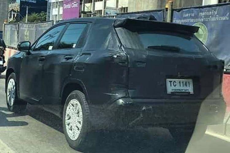 Foto spyshot Toyota Corolla Cross