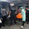 Lapas Kelas I Tangerang Terbakar, Keluarga Korban Tewas Dibawa ke RS Polri