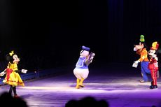 50 Tahun Mickey Mouse dan Minnie Mouse dalam Disney on Ice