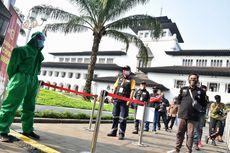 40 Pegawai Gedung Sate Positif Covid-19, Setengahnya Warga Kota Bandung