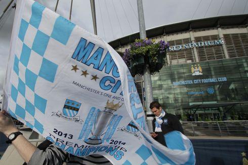 Efek Domino Sanksi UEFA, Man City Terancam Kehilangan Gelar Liga Inggris 2014