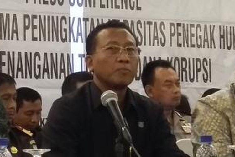 Jampidsus Widyo Pramono