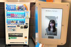 Vending Machine di Jepang Pakai Pengenal Wajah untuk Pembayaran