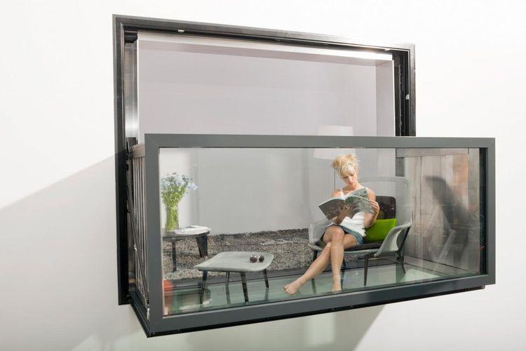 Uniknya, jendela Bloomframe ini juga tetap dapat berfungsi meski aliran listrik di rumah dalam kondisi mati atau terputus.