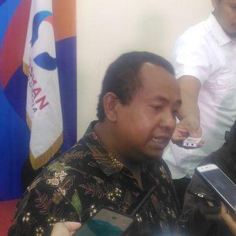 Kepala Perwakilan Ombudsman Jakarta Raya, Teguh P. Nugroho, di kantor Ombudsman RI, Jakarta Selatan, Kamis (27/6/2019).