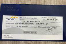 [POPULER NUSANTARA] Hoaks Foto Bilyet Giro Senilai Rp 2 Triliun   Saldo Anak Akidi Tio di Bank Tak Cukup