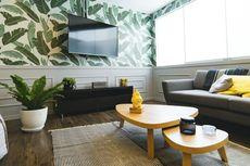 Simak, Cara Memilih Wallpaper Dinding Ruang Tamu