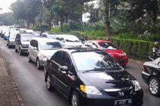 Kecelakaan Beruntun di Bintaro, Arus Lalu Lintas ke Tangerang Padat Merayap