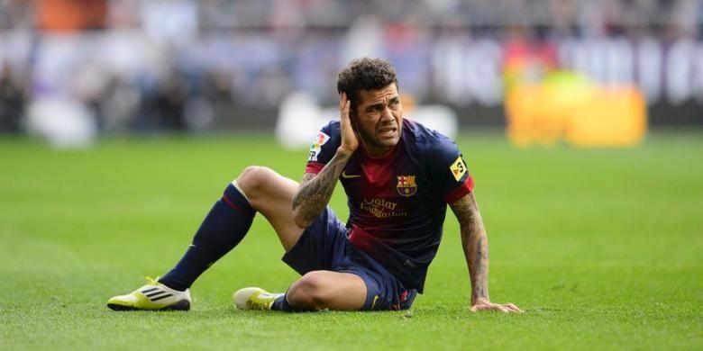 Bek Barcelona, Dani Alves.