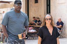 Intip, Gaya Liburan Michael Jordan dan Istri di Kroasia