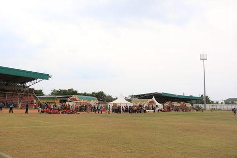 Direnovasi, Stadion Markas Barito Putera Ditarget Selesai 2021