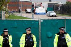 Polisi Inggris Temukan 39 Mayat dalam Sebuah Kontainer Truk