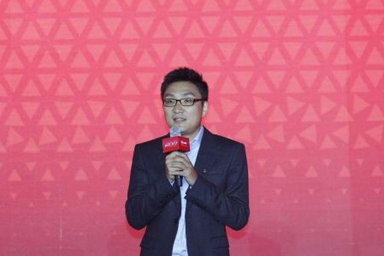 CEO Pinduoduo, Colin Huang