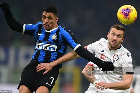 Hasil Coppa Italia, Comeback Alexis Sanchez bagi Inter Milan