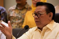 Dewan Pakar Golkar Dorong MK Tolak Uji Materil soal Masa Jabatan Presiden dan Wapres