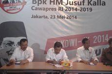 Lagi, Jokowi-JK Dapat Dukungan dari Purnawirawan TNI/Polri