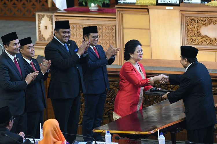 Puan: Indonesia Tidak Boleh Terpecah Belah dan Kontraproduktif