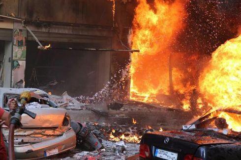 Korban Tewas Bom Mobil Lebanon Jadi 27 Orang