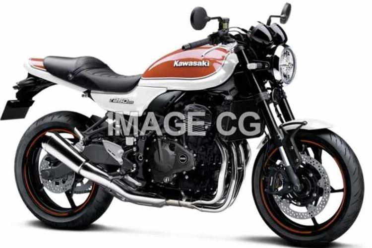 Kawasaki Z250RS
