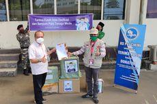 Misi Kemanusiaan, Aice Bantu Penuhi APD untuk Tenaga Medis Indonesia