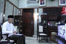 Ganjar Pranowo di Peringatan Maulid Nabi Muhammad: Berkat Shalawat, Corona Minggat