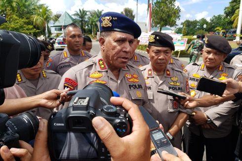 Kapolda Papua Sebut Ada Indikasi KKB Ingin Gagalkan PON