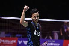 Anthony Ginting Melaju ke Final Singapore Open 2019