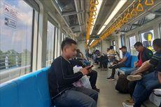 Percepat Perjalanan, LRT Palembang Uji Coba Waktu Tempuh 47 Menit