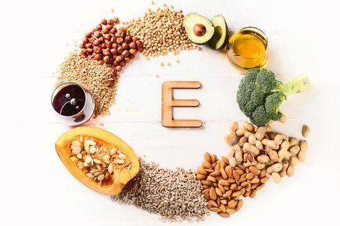 6 Manfaat Vitamin E Bagi Tubuh
