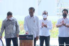 Jokowi Resmikan Pabrik Biodiesel PT Johnlin Group Milik Haji Isam