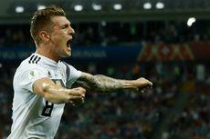 Toni Kroos Terpilih Jadi Pemain Terbaik Jerman 2018