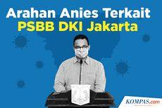 INFOGRAFIK: Arahan Anies Terkait PSBB DKI Jakarta